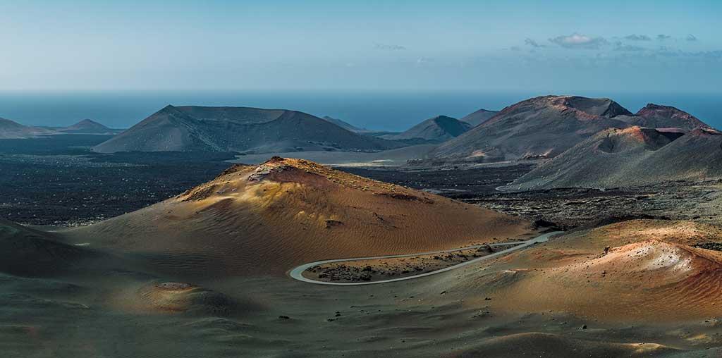Lanzarote, gli elementi raccontano