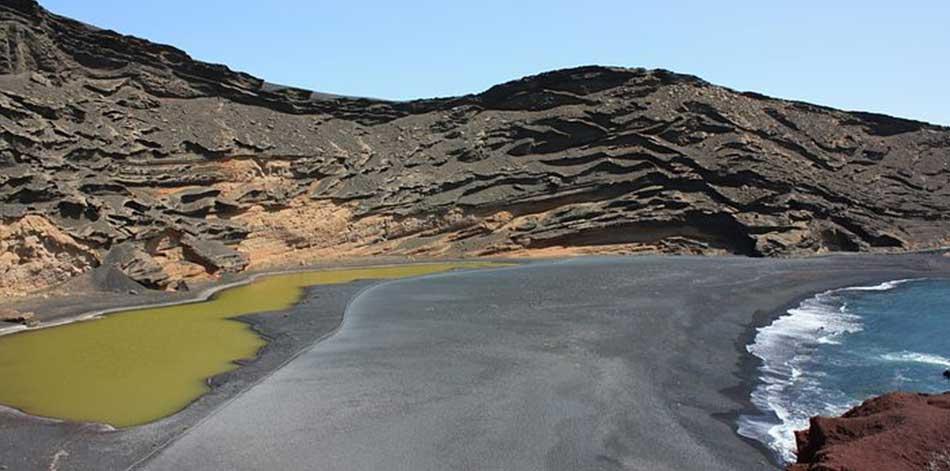 La laguna colorata