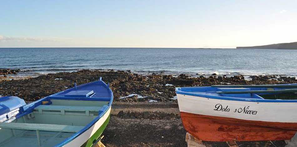 grande passione tutti gli elementi di Lanzarote