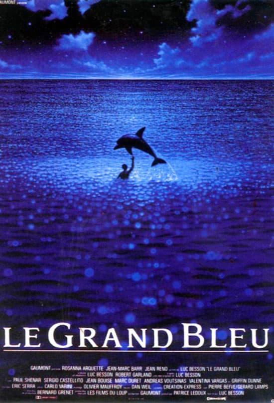 Le Grand Bleu di Amorgos
