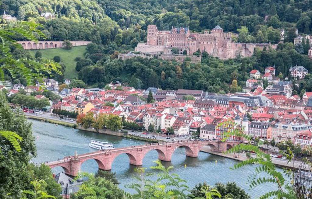 Heidelberg, la Germania delle favole