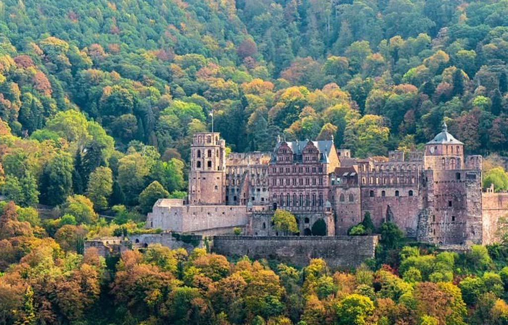 Heidelberg uno dei luoghi europei più ambiti per l'esperienza di Erasmus