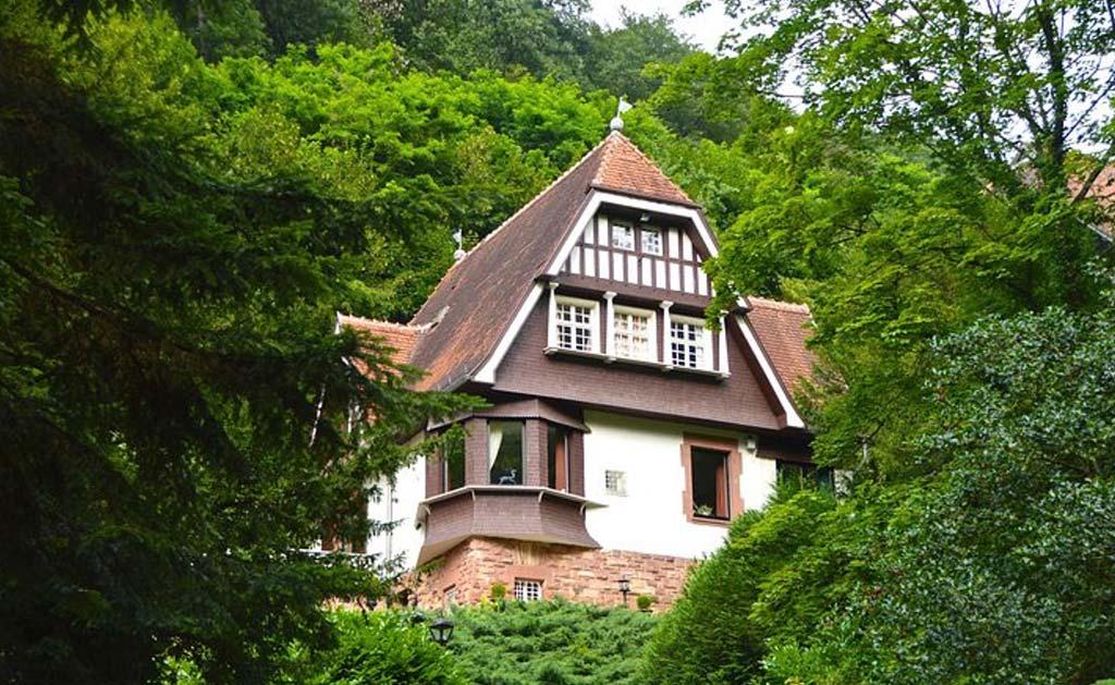 Heidelberg è un luogo per gli innamorati