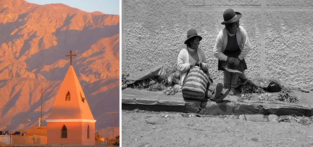 Il Perù dal vivo è stravolgente