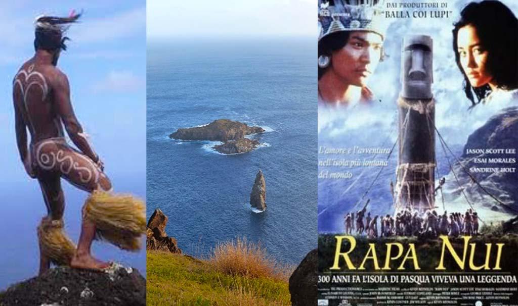 Rapa Nui, chissà se i giganti guardavano il mare