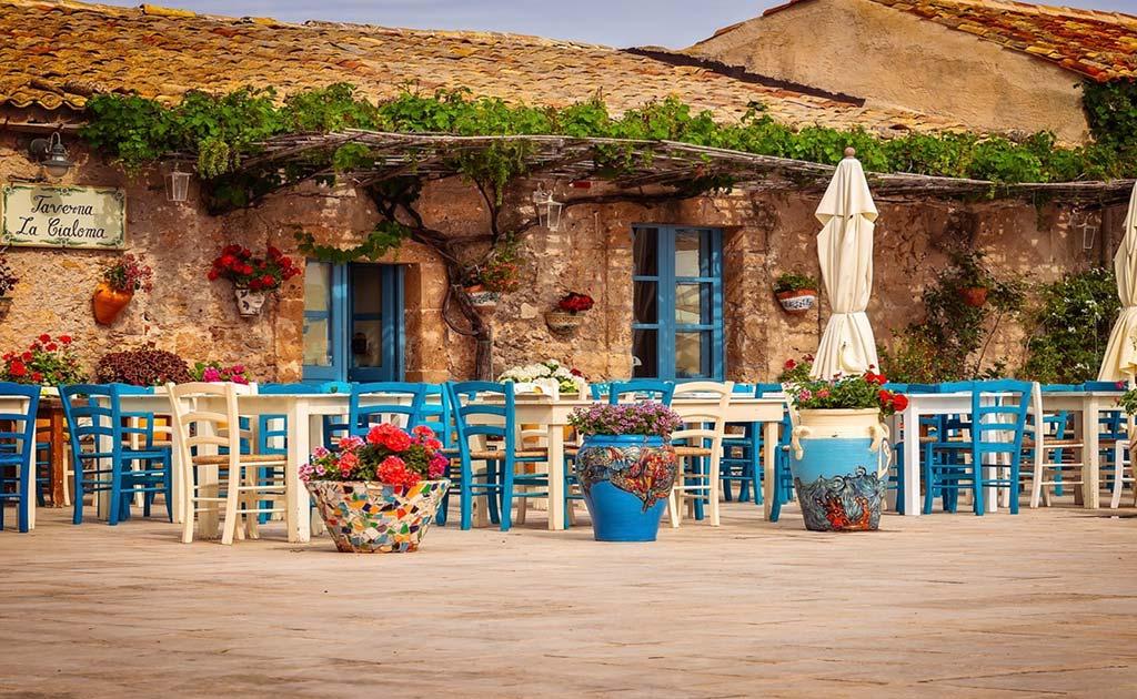 Il borgo marinaro per eccellenza è Marzanemi