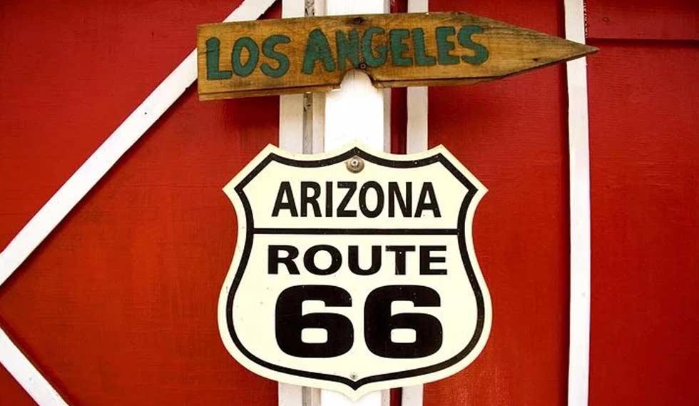 La Route 66, la mitica strada che taglia gli States