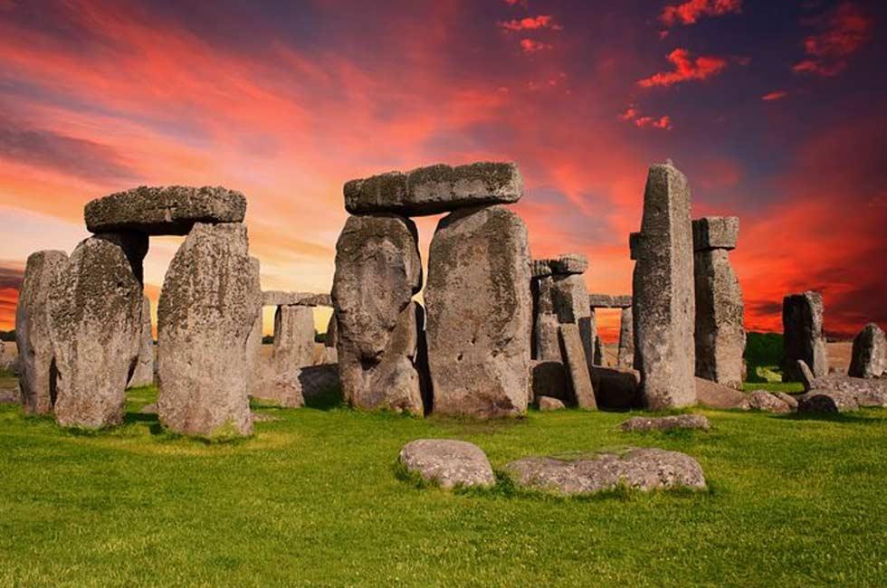 Che siano queste delle pietre magiche ne sono sicuro
