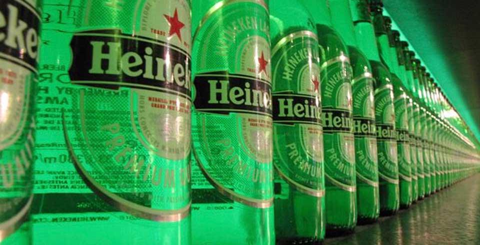 Amsterdam, casa di fondazione della Heineken