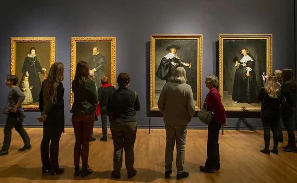 Rembrandt rappresenta per Amsterdam il pittore della luce