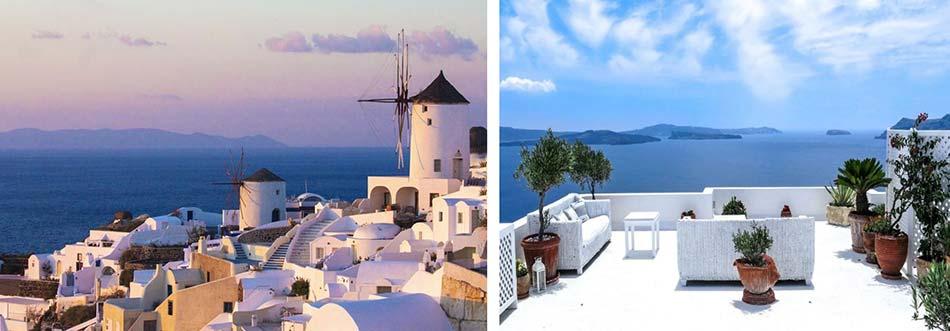 scienza e armonia e coi greci, col modello politico dei greci, al centro del mondo.