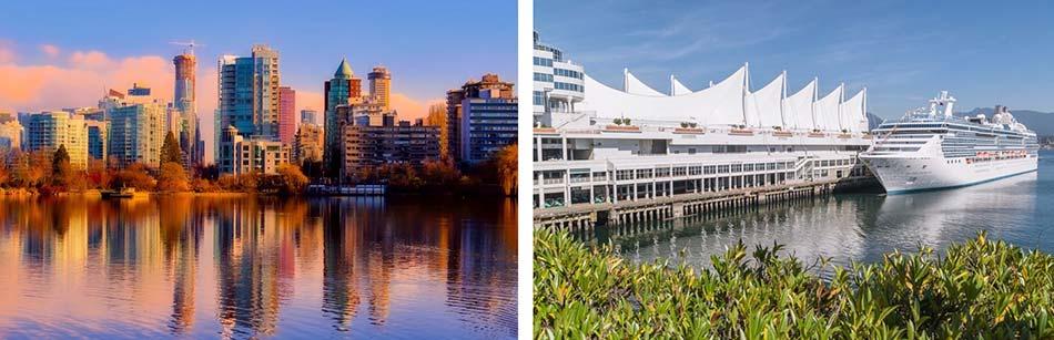 Tutta la natura di Vancouver
