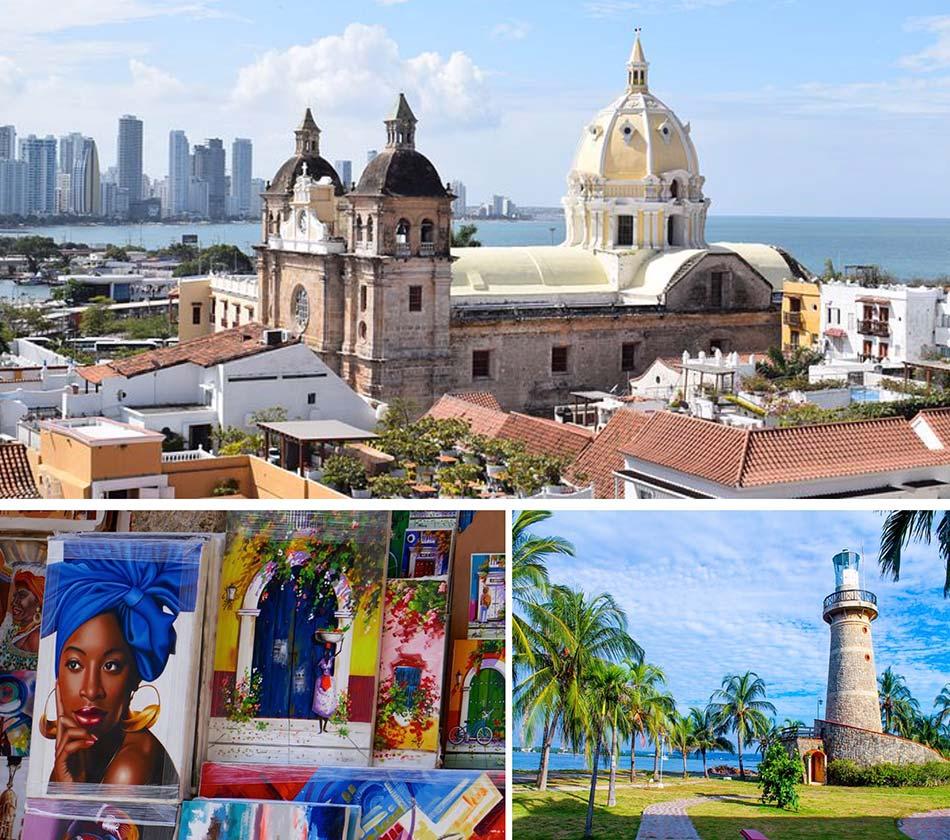 le sconvolgenti bellezze dell'architettura coloniale di Cartagena