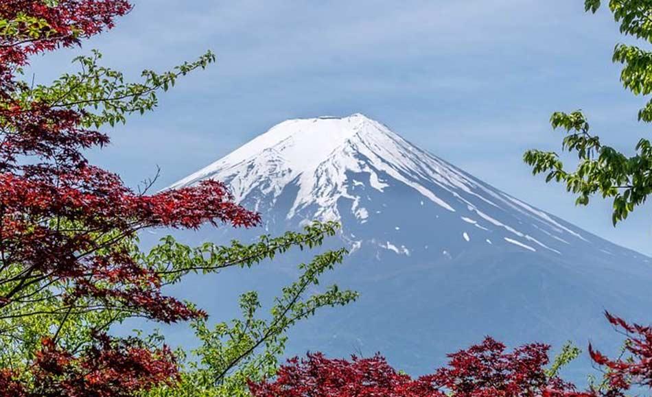 Le trentasei vedute del Monte Fuji