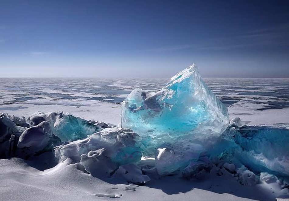 Siberia gelata, Il Grande Freddo
