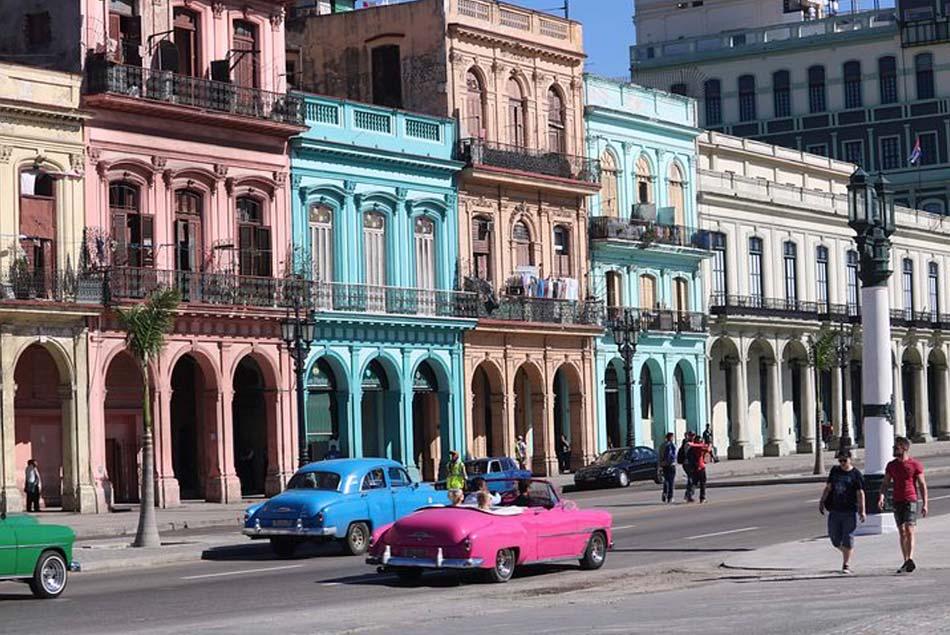 La musica che commosse L'Avana, una performance, sociale, sportiva, artistica. Soprattutto umana.