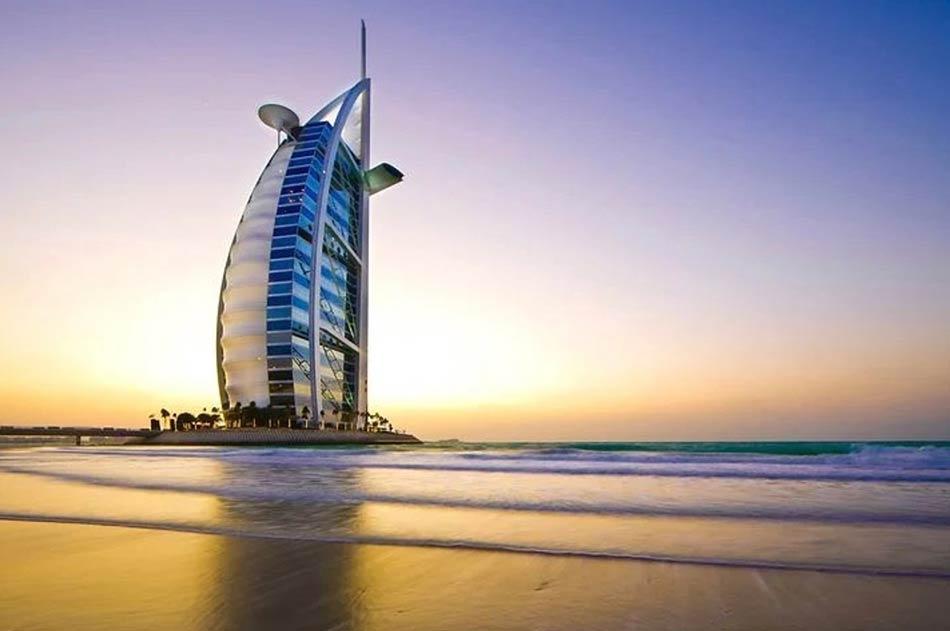 A Dubai è già domani