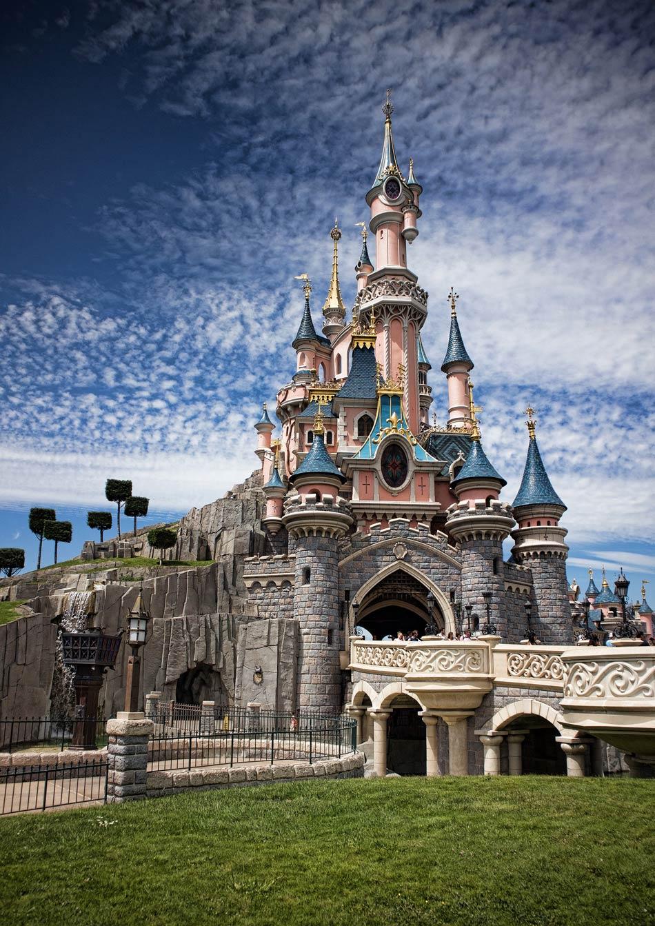 davvero come un castello delle principesse
