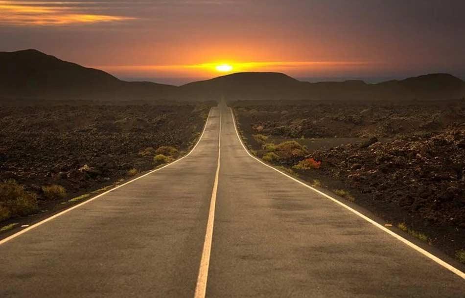 Le strade sono state fatte per i viaggi, non per le destinazioni