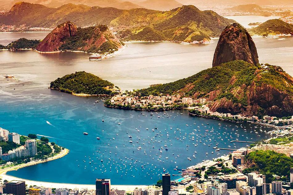 prendiamo in considerazione l'idea di andare in Brasile
