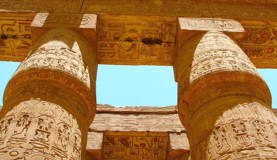 Luxor una magia dietro l'altra