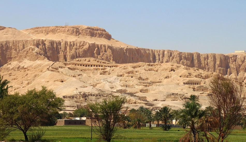 toccando con mano la storia, la Valle dei re e delle regine