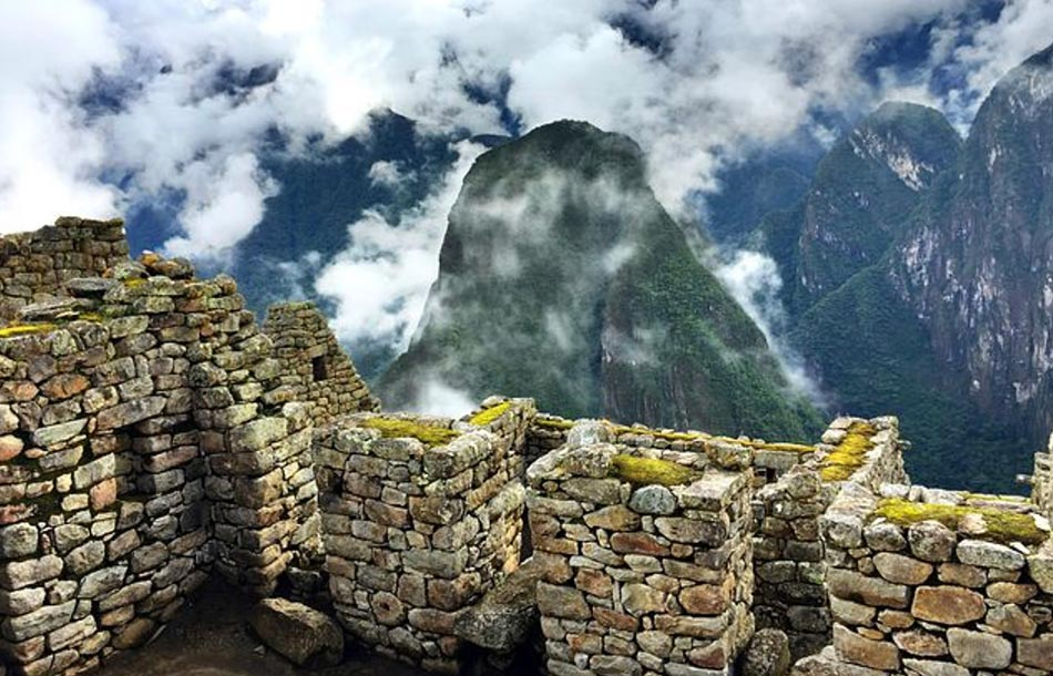 rappresenta un altro fortino difensivo coi Bagni dell'Inca
