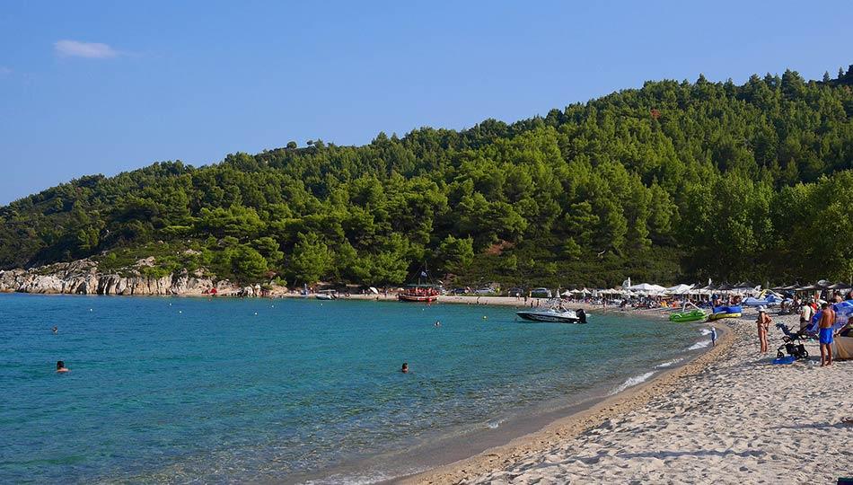Abbiamo fatto anche il giro di varie spiagge, tutte molto belle