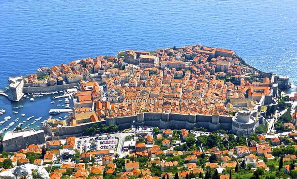 Le perle di Dubrovnik, Un Adriatico completamente diverso