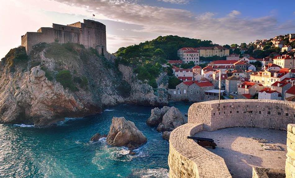 Dubrovnik è un piccolo gioiello dichiarato Patrimonio dell'Umanità dall'Unesco,
