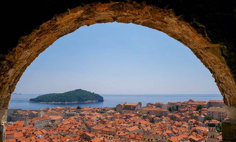 """Se volete il paradiso andate a Dubrovnik"" amava dire il drammaturgo George Bernard Shaw"