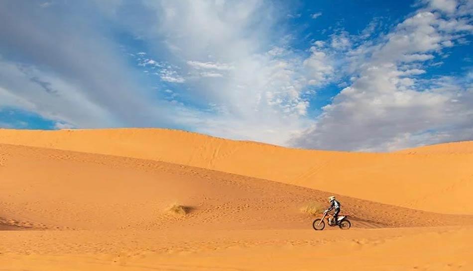 """è la Parigi-Dakar o più confidenzialmente nota come """"la Dakar"""""""