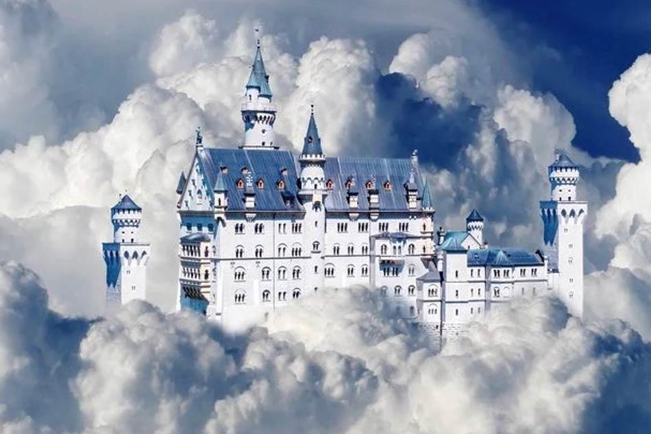 verso la meta del viaggio ... costruisce là i castelli dell'avvenire  (Lev Tolstoj)