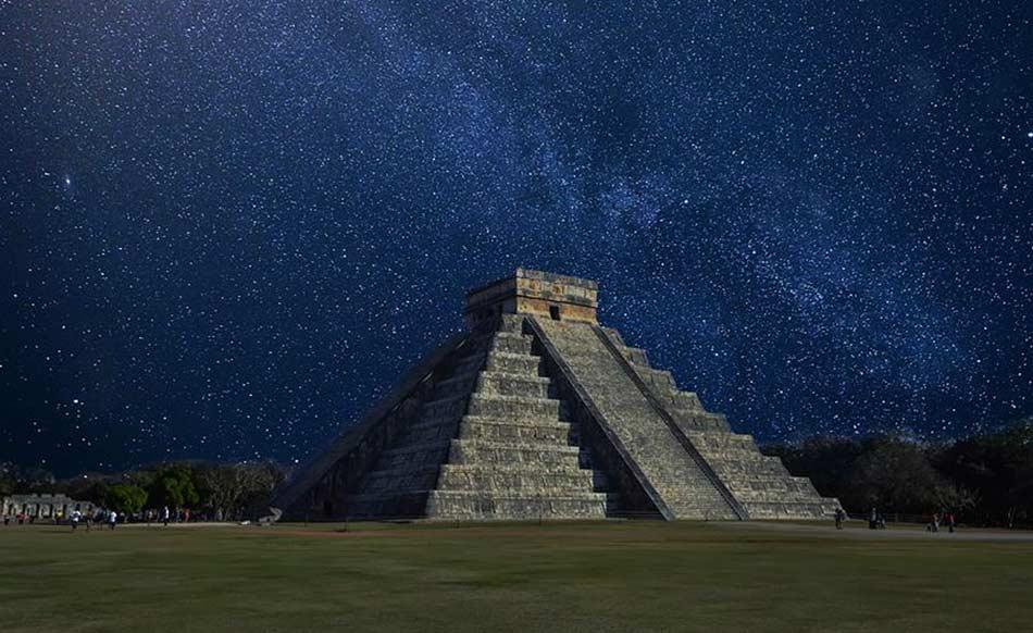 le Piramidi per parlare col cielo