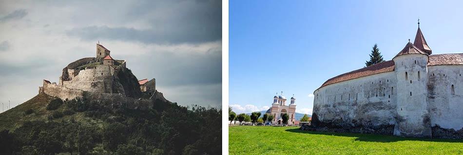 in quelle atmosfere, a bussare a quei castelli