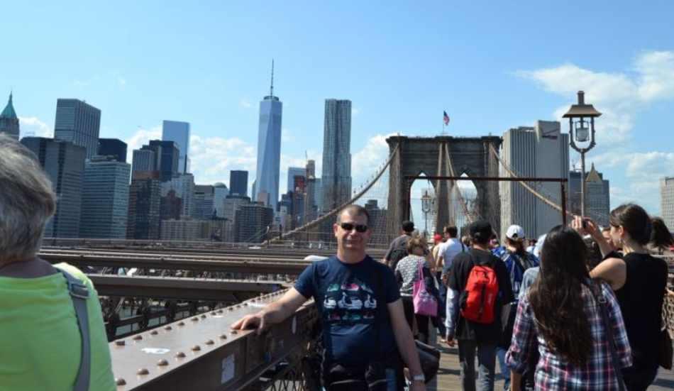 New York, il sogno di una vita