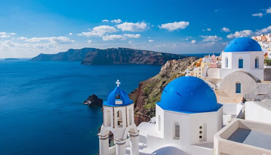 destinazione Santorini