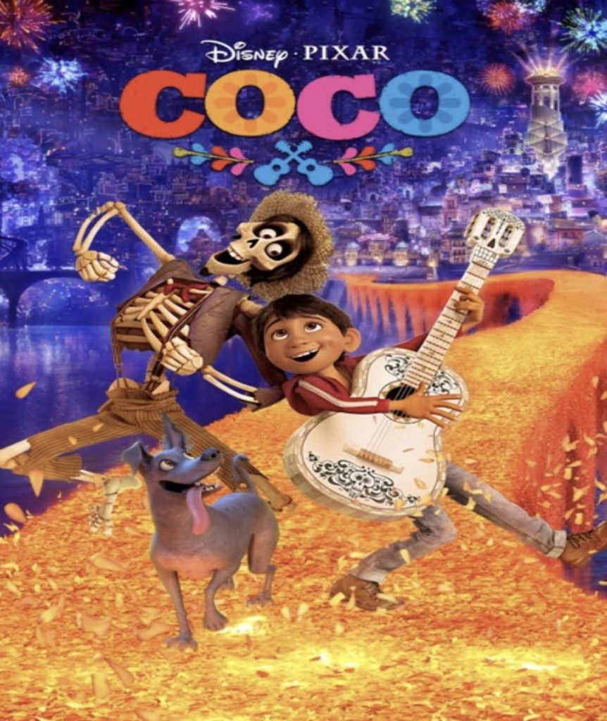 """il messaggio è arrivato più forte e completo grazie a un evento mediatico come il Film Disney """"Coco"""""""