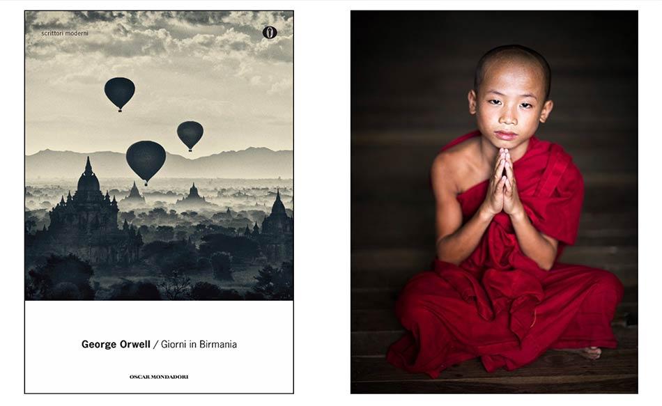 """C'è un libro """"minore"""" di Orwell dedicato alla Birmania"""