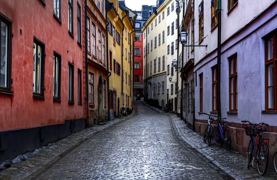 la City coi mercati di Piazza Hotorget: questa è Stoccolma