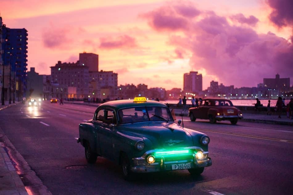 Cuba dove il tempo si è fermato agli anni 70