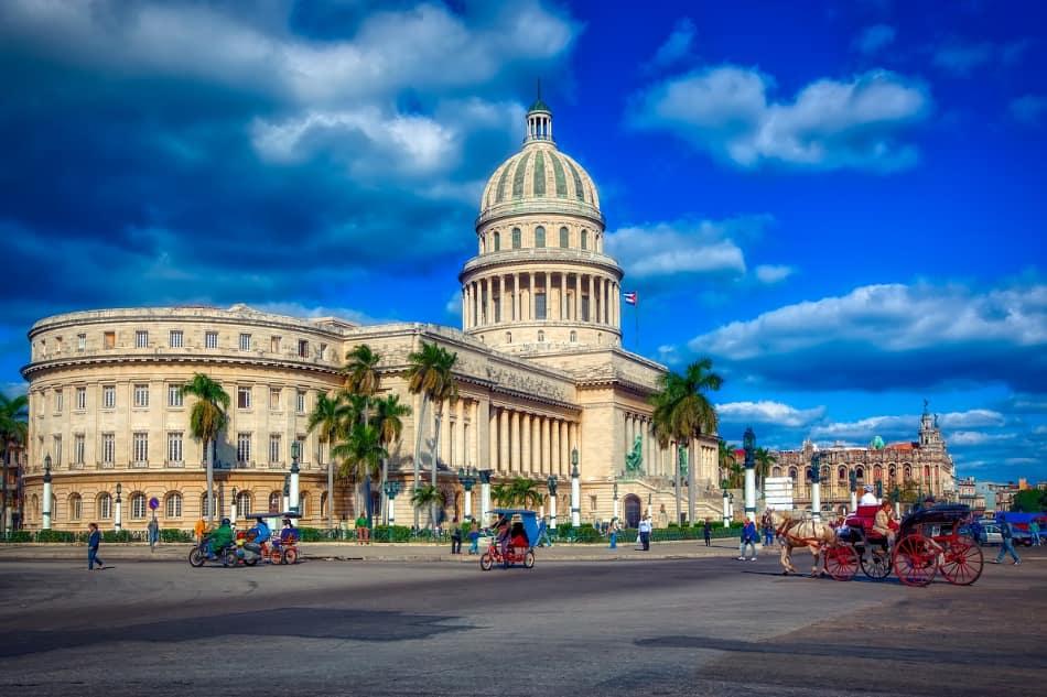 Prima tappa di questo meraviglioso viaggio è stata l'Havana