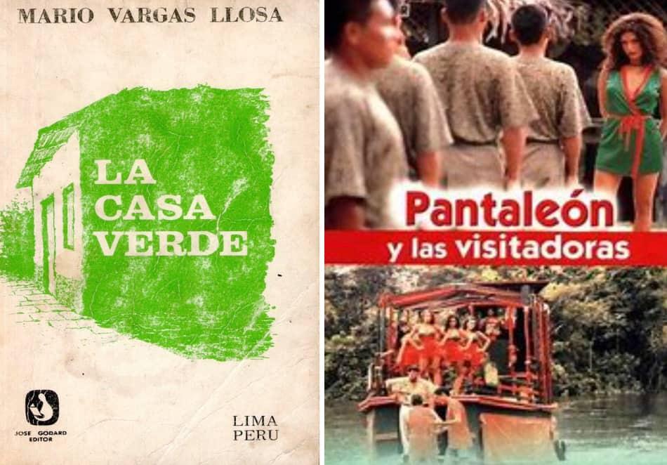 """lo scrittore Mario Vargas Llosa, che ne """"La Casa Verde"""" ha affrontato temi scottanti come lo sfruttamento della foresta"""