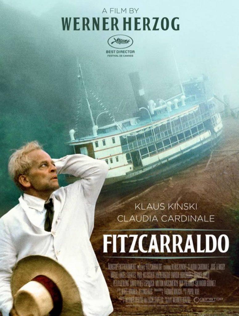Ma il fiume si vendicò perché si inghiottì Fitzcarraldo, il battello e il caucciù.
