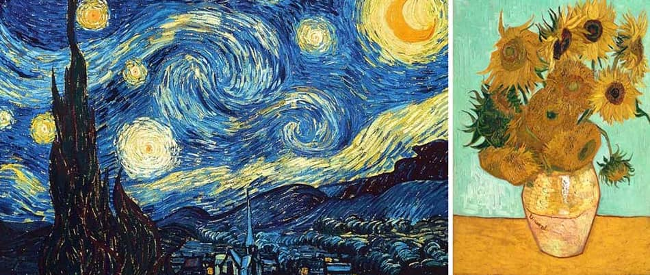 Colorata come Van Gogh
