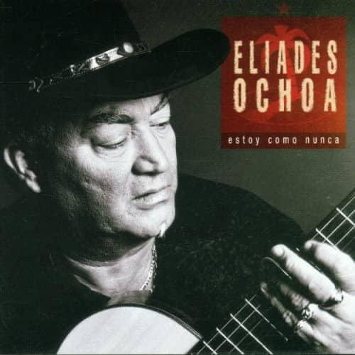 la chitarra di Eliades Ochoa