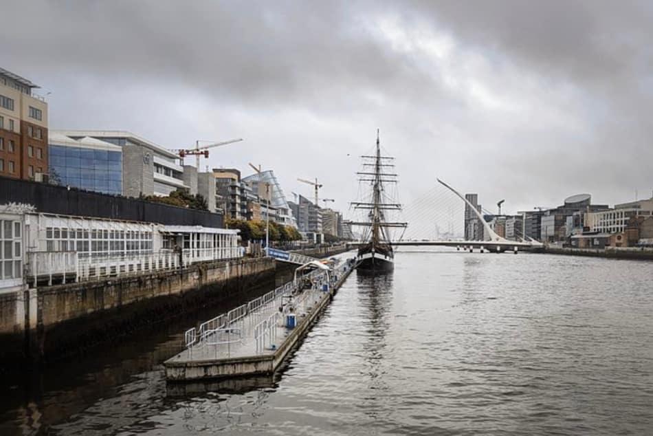 Dublino e il fiume