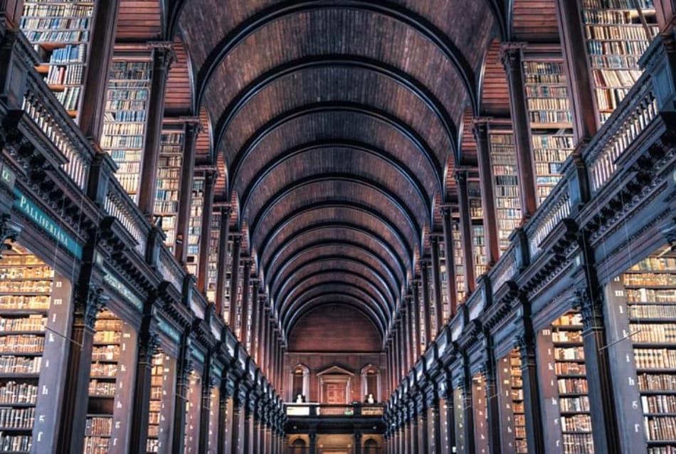 La regina delle biblioteche