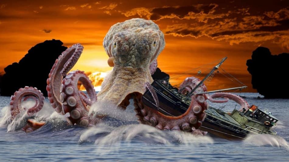 O di mostri marini e piovre giganti