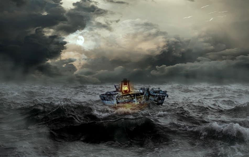 """""""Ellen Austin"""" incrociò una nave """"fantasma"""""""